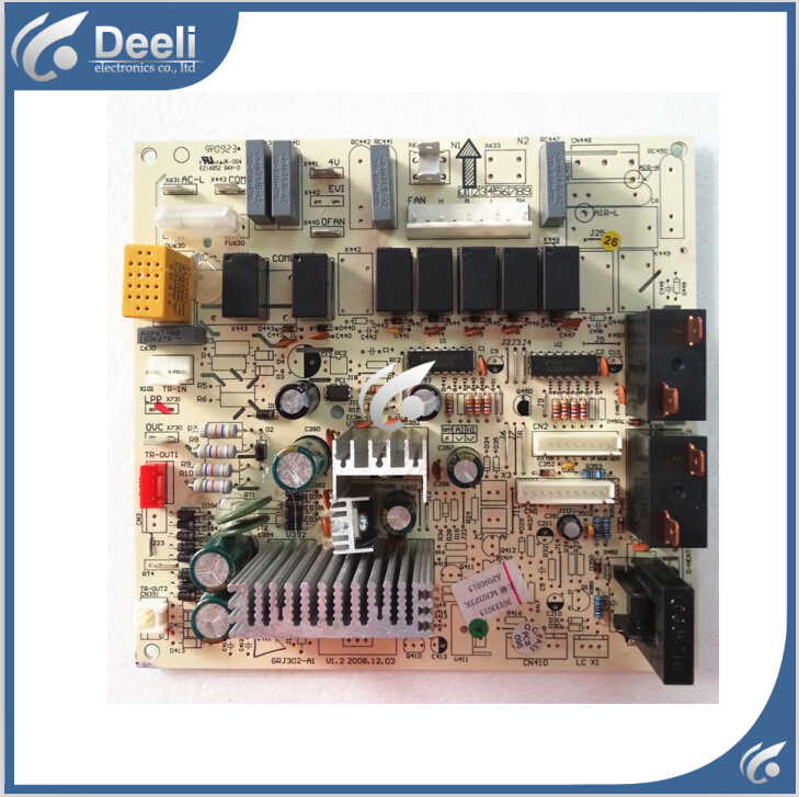 95% new good working for air conditioning computer board  M303F3K 30133015 GRJ302-A1 control board on sale 95% new for haier refrigerator computer board circuit board bcd 198k 0064000619 driver board good working