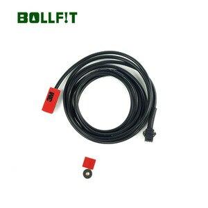 Image 3 - BOLLFIT Ebike הידראולי בלם חיישן בלם משותף חיישן חלקי Ebike כוח מנותק בלם כבל המרה דואר אופניים ערכת