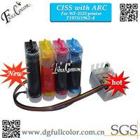 For T1971 T1962 T1963 T1964 Ciss With ARC For Printer Workforce 2532 Ink Ststem Latin America