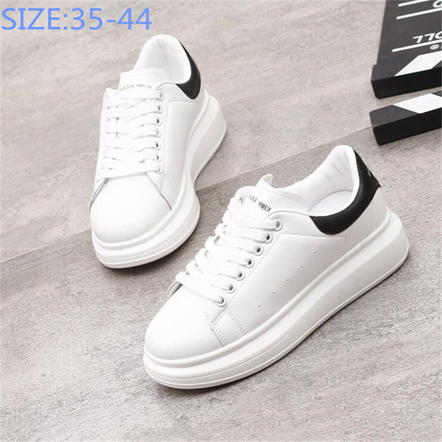 97fb243d4ecd women Designer Wedges White Flat Shoes Female Platform Sneakers Women Tenis  Feminino Casual Female Woman Vulcanize Shoes 35-44