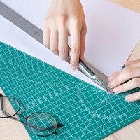 А4 ПВХ коврик для резки самовосhealing вающийся коврик для резки Лоскутные инструменты Ремесло Разделочная Доска коврики для вышивания