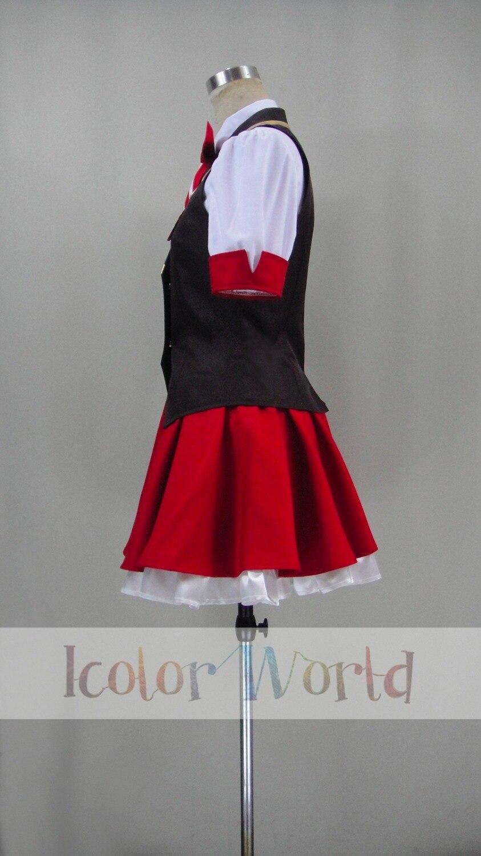 Hoto Kokoa Cosplay Costume Cosplay Wig Is the order a rabbit Track No+Cap