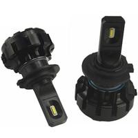 2x Auto Car Headlight H7 LED H4 H8 H9 H11 HB3 9005 HB4 9006 H3 H1