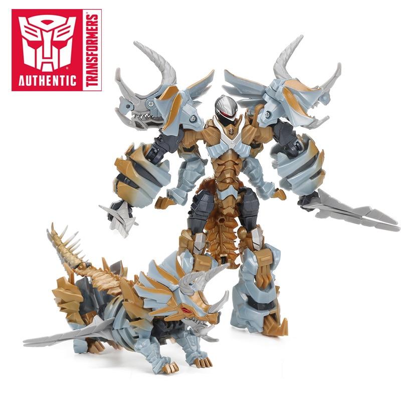 12cm <font><b>Transformers</b></font> <font><b>Toys</b></font> The Last Knight Premier Edition Deluxe Dinobot Slug PVC <font><b>Action</b></font> <font><b>Figure</b></font> <font><b>Collection</b></font> Model Dolls