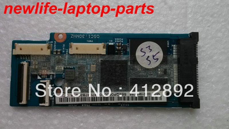 original S3 951 board SM30 HS SATA BD 48 4QP06 02M work good promise quality fast