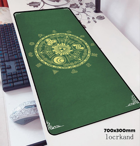 Image 2 - Zelda podkładka pod mysz 70x30cm podkładka pod mysz gamingową anime wysokiej jakości biuro notbook podkład na biurko HD drukuj padmouse gry komputer dla graczy maty