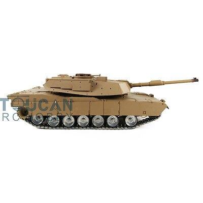 HengLong 1/16 M1A2 Abrams RC Tank Metal Tracks Sprockets Idler Wheels 3918