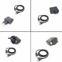 Datos USB cargador de cable de pared para SAMSUNG SGH-A707 A717 D807/D806 D830 D840 D900 carbono negro E250 E900 F300 i607 BlackJack