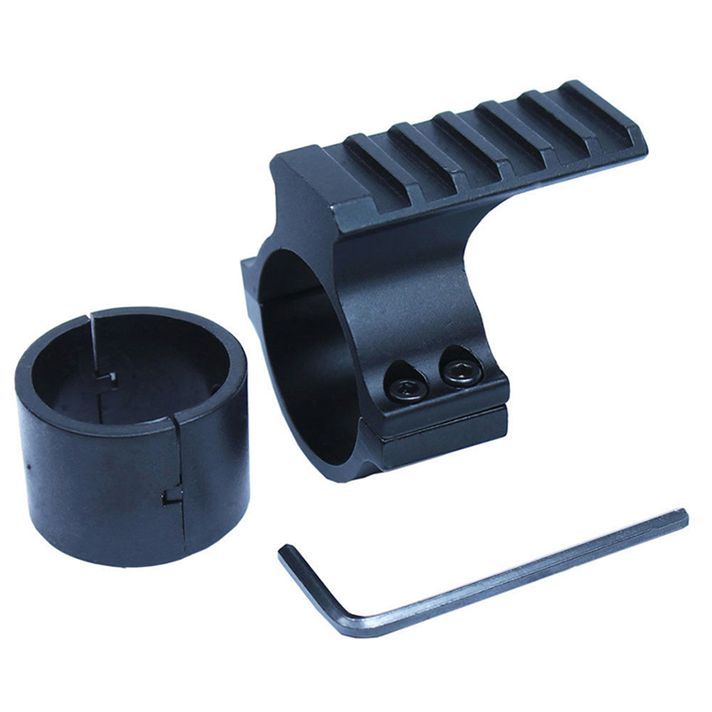 Hunting Scope Barrel Mount 1/ 25.4mm & 30mm Ring Adapter w/ 21mm Weaver Picatinny Rail 1 Mount Scope + 1 Hex Wrench image