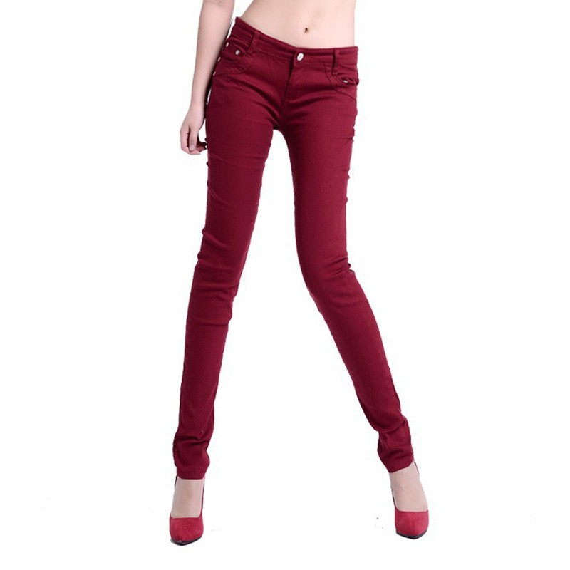 2015-New-Arrival-Woman-s-Pants-Fashion-Regular-Elastic-Colorful-Pencil-Pants-For-Woman-Spring-Autumn (7)