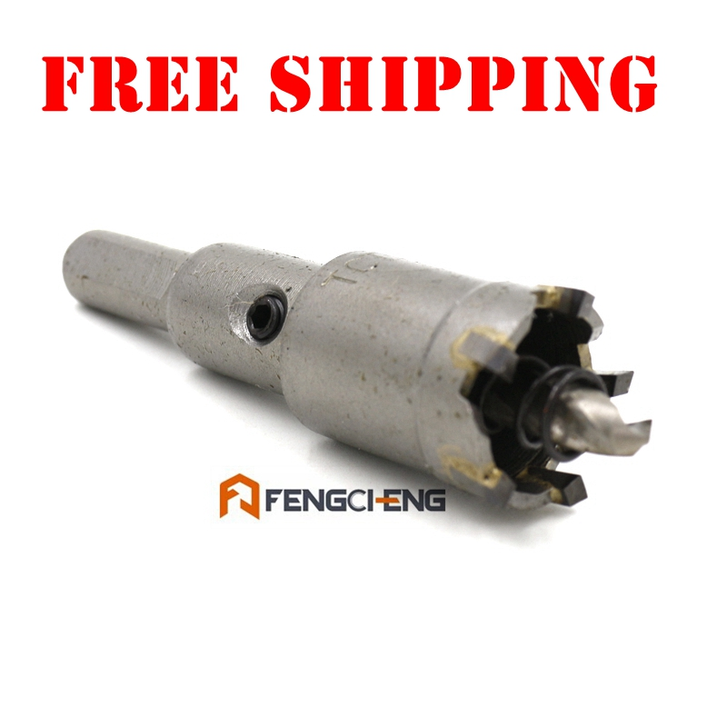 22mm Tungsten Carbide Tipped Holesaw, Brewer Hardware