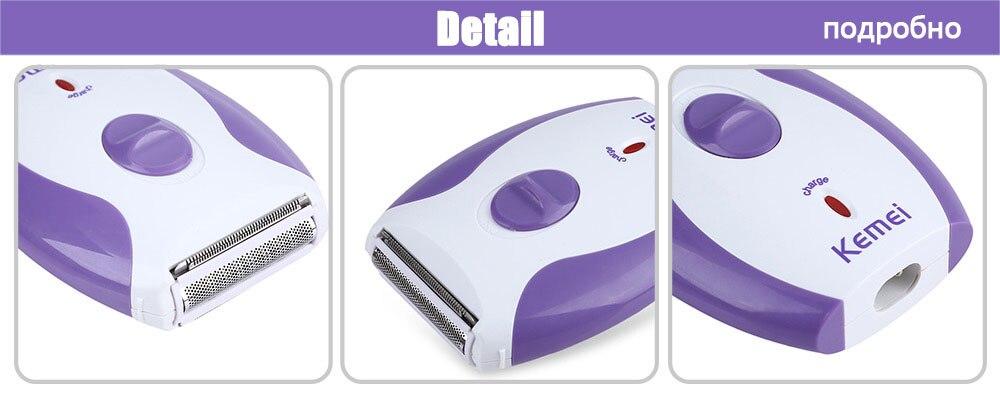 máquina de barbear 100-240v d42