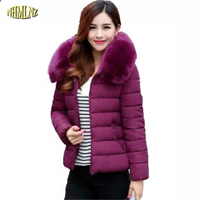 Inverno Delle Donne del Cappotto Del Bicchierino 2019 di Nuovo Modo Sottile  Super-Caldo Giacca fe5b1e13e45