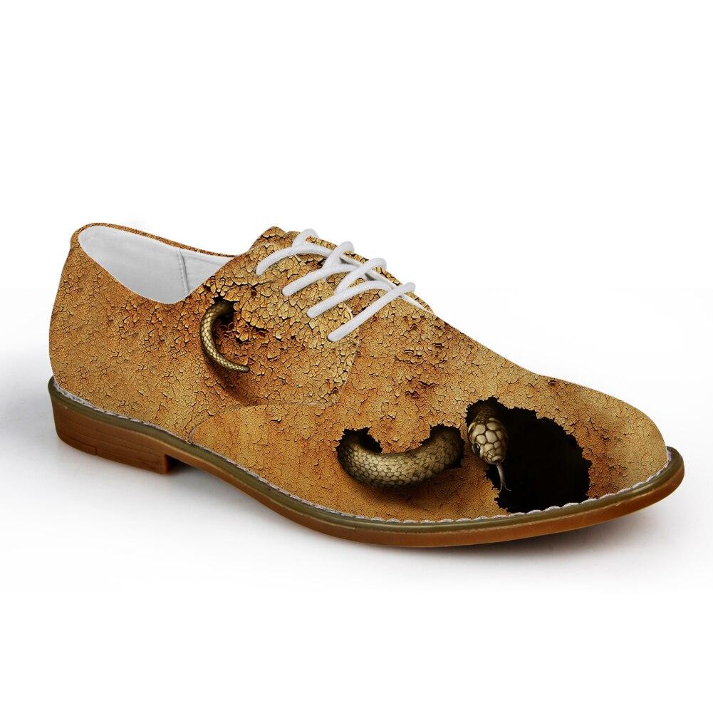 3D serpent trou conception marque fête chaussures hommes rétro mariage plat mocassins haute qualité robe travail appartements mâle automne à lacets nouveau