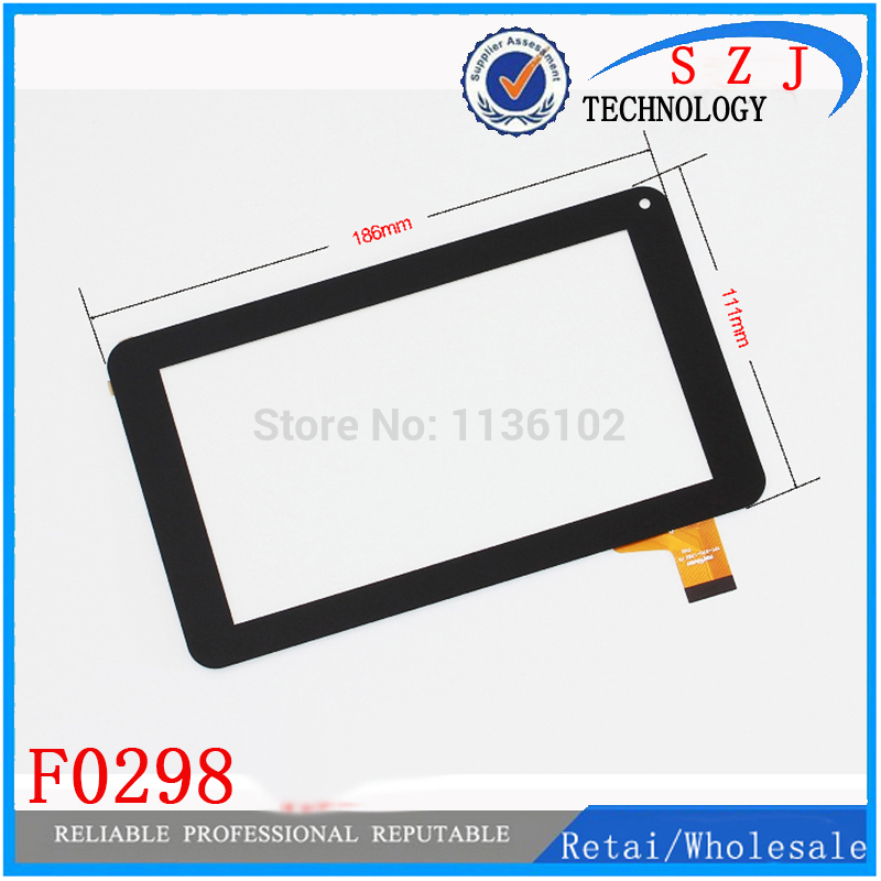 New 7 inch Capacitive Touch screen digitizer panel for All winner A13 Tablet PC 30pins on connector F0298 Free shippingNew 7 inch Capacitive Touch screen digitizer panel for All winner A13 Tablet PC 30pins on connector F0298 Free shipping