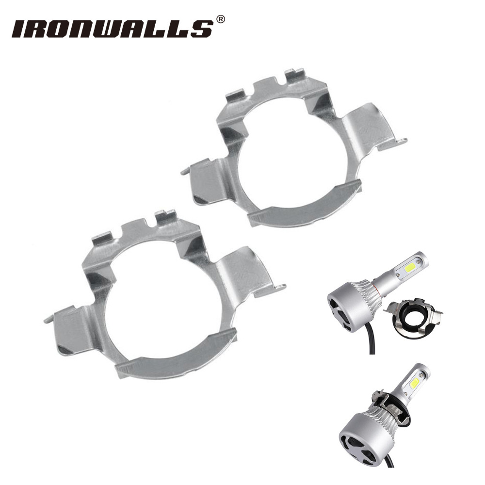 buy ironwalls h7 car led headlight. Black Bedroom Furniture Sets. Home Design Ideas