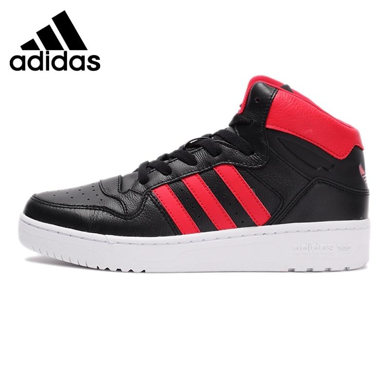 Prix pour Original Nouvelle Arrivée Adidas Originaux Hommes de Haute top Planche À Roulettes Chaussures Sneakers