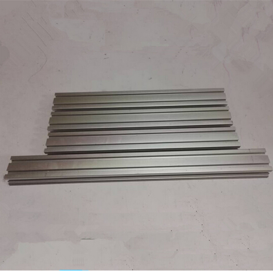 3 pcs330 mm + 1 pcs 420 mm Makerslide Aluminum Extrusion kit for Buildlog ORD bot 3 D printer frame Aluminum Profiles