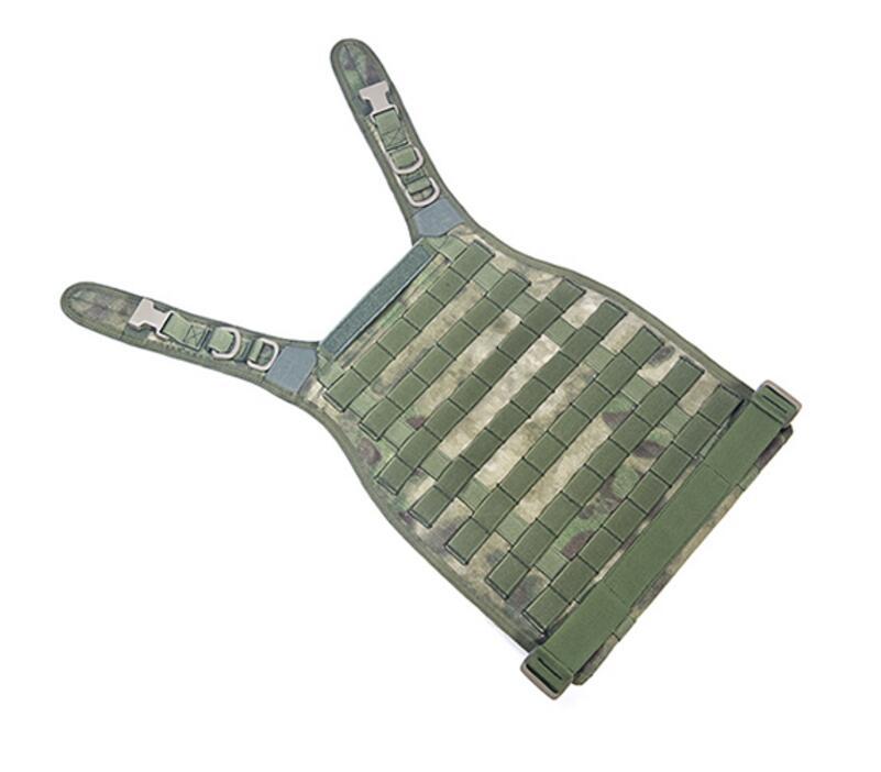 FLYYE MOLLE RRV Vest PC Plate Backplane Military Tactical Vest VT-M019 flyye molle rrv vest military tactical bullet proof vest plate carrier cordura multicam au vt c004