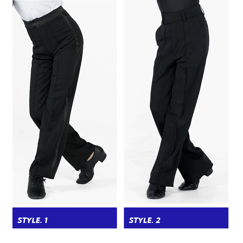 60b1904126ac6 Buy ballroom pants men and get free shipping on AliExpress.com
