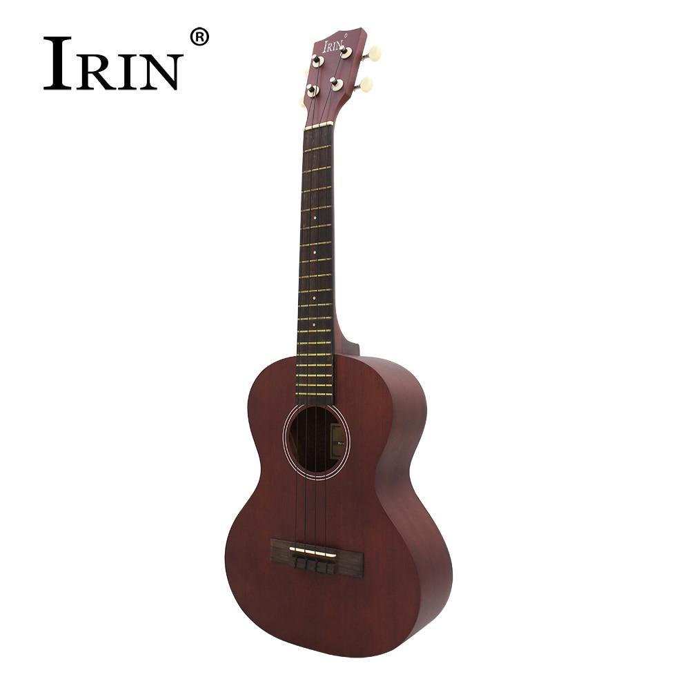 Red-brown Ukulele 26 Inch The Guitar 4 Strings Concert Ukulele Tenor Rosewood Fingerboard Hawaii ukelele travel guitar