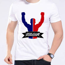 New Classic Cool Mma T Shirts Men Brand Clothing Casual Camisetas  High Quality MMA Tops Streetwear Hipster Hip Hop T Shirt L913