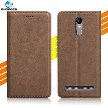 Luxury Retro PU Leather Case For ZTE Blade A602 BA602 5.5 inch Mobile Phone Stand Filp Cover Cases For ZTE Blade A602