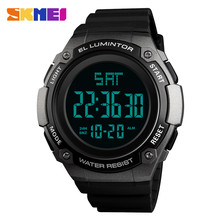 Men Watches SKMEI Brand Waterproof Outdoor Sport Watch Men Fashion Clock Male Casual Digital Wristwatches Relogio Masculino 1346 цены