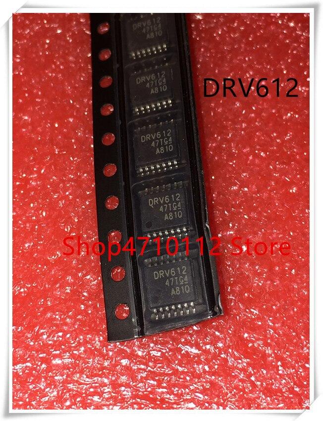 NEW 10PCS/LOT DRV612PWR DRV612 TSSOP-14  IC