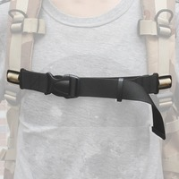 ONE Sternum Strap Backpack Chest Strap With Quick Buckle For 1 Webbing
