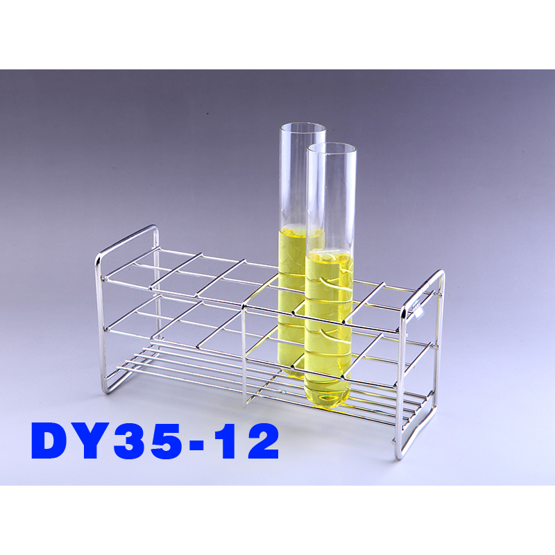 Test Tube Rack 12 Holes  Dia.37mm 256*93*120mm Fit 32 36mm Tube ,Stainless Steel Wire  ,All Size  Available In Storerack swapwire flowerwire plant -