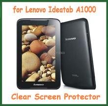 5 шт. прозрачный Экран протектор Защитная Плёнки для Lenovo IdeaTab A1000 Планшеты ПК Нет Розничная Вышивка Крестом Пакет