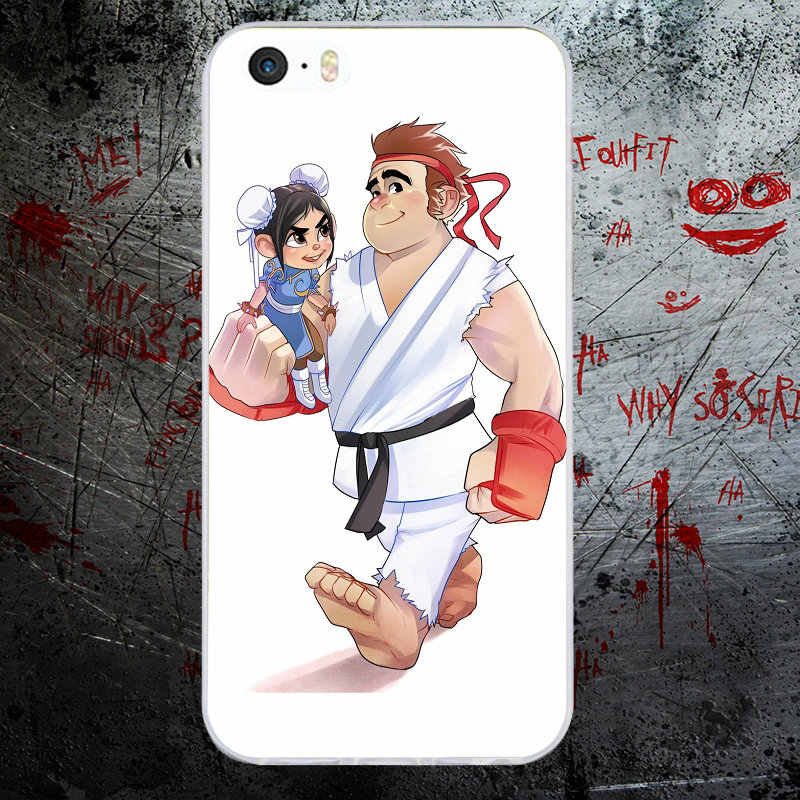 wreck it ralph coque iphone 6