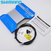 SHIMANO Original SM BH90 SBM/SS MTB Brems Schlauch Kit 1000/1700mm Länge SM BH90 SBM BH90 SS-in Kabel & Gehäuse aus Sport und Unterhaltung bei