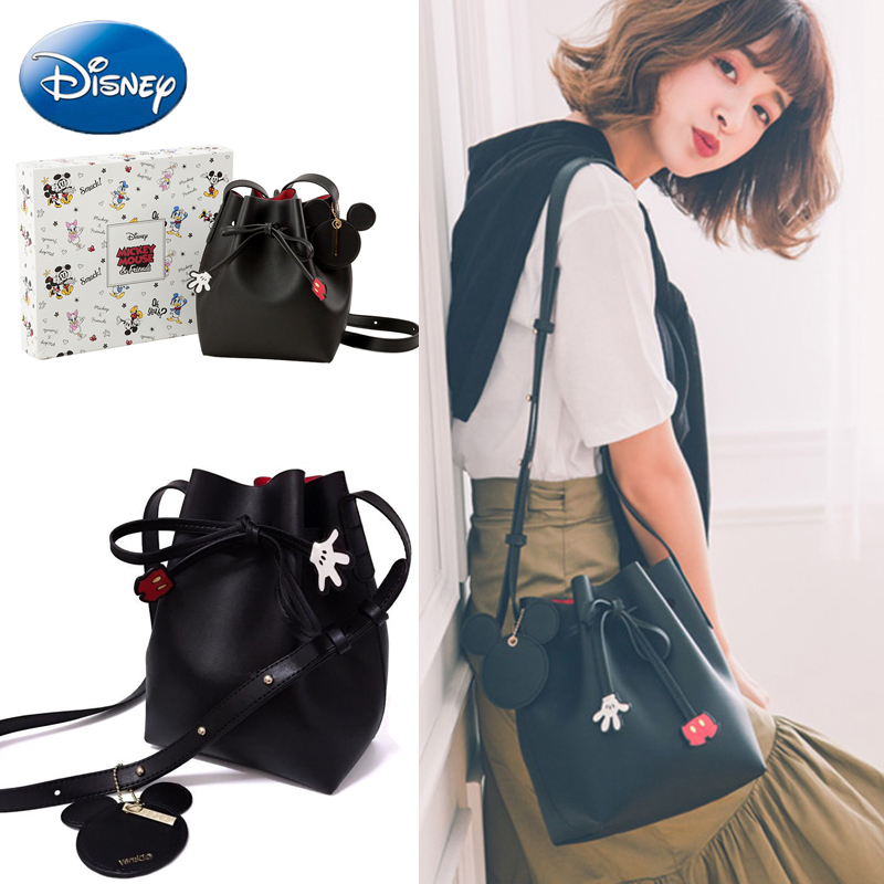 Disney Mickey Mouse Bags PU Houlder Bag Gift Large Capacity Women Classic Handbag Fashion Travel Storage girl Plush BackpackDisney Mickey Mouse Bags PU Houlder Bag Gift Large Capacity Women Classic Handbag Fashion Travel Storage girl Plush Backpack