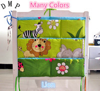 Promotion Kitty Mickey Baby Carriage Hanging Bag Size 62 52cm Stroller Clothes Organizes Mummy Bag Free