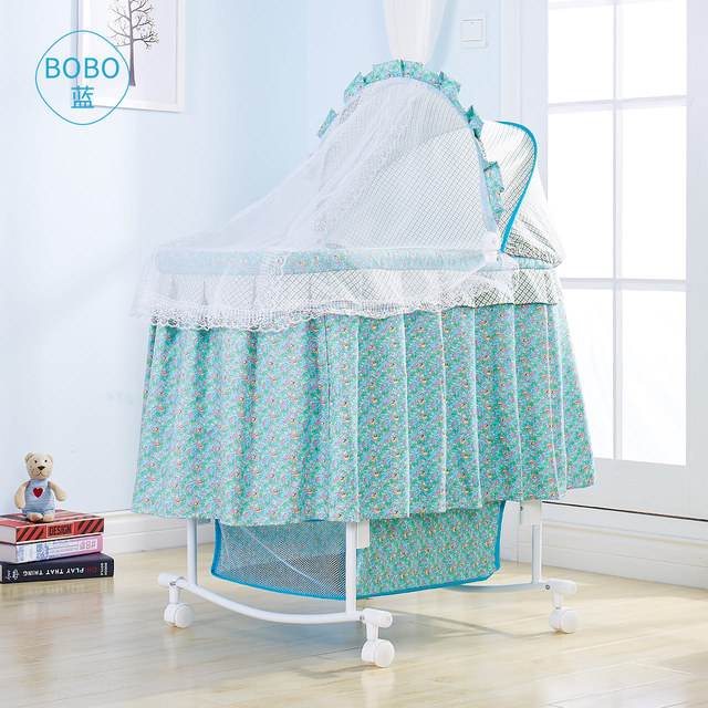 Niddle Noddle Bunga Kain Bayi Cradle Tempat Tidur Bayi Baru Lahir