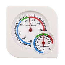Hygrometer Thermometer  Indoor Outdoor MIni Wet Humidity Temperature Meter Stock Offer