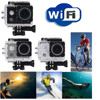 Waterproof Case 4K WIFI Mini Action Cam HD DV Sports Recorder Camera Web HDMI MOV Snapper
