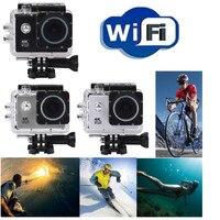 Waterdichte Case 4 K WIFI Mini Action Cam HD DV Sport Recorder Camera Web HDMI MOV Snapper Single shot