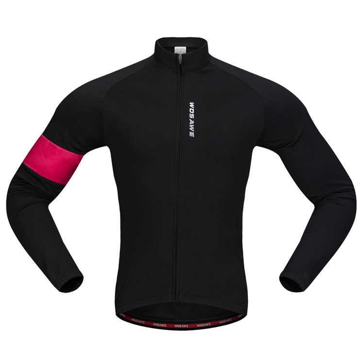 2018 Nieuwe Aankomst Thermische Fleece Fietsen Jacket Mannen Vrouwen Chaqueta Ciclismo Invierno Fiets Rijden Kleding Winter Wind Jas