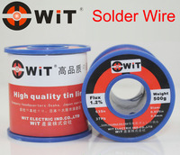 Japan WiT Brand 500g Solder Wire For Solder Iron Low Melting Temperature Non Halogen Non Corrosive