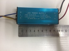 5pcs Waterproof 50W LED driver Constant Current AC110V-265V to DC 20-39V 1500mA For chip 10 Series 5 parallel