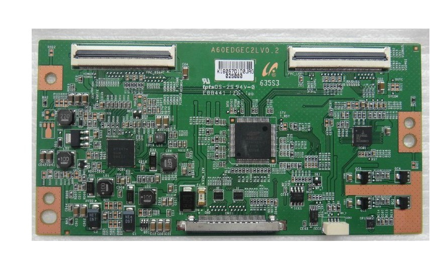 LCD Board L46F3200E Logic Board FOR LTA460HM06 A60EDGEC2LV0.2  Connect With T-CON Connect Board