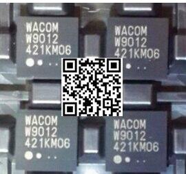 W9012 caligrafia toque ic chip de processamento de stylus para samsung note 4 n910c n9100