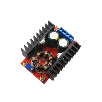 150W DC-DC Boost Converter Step Up Power Supply Module 10-32V To 12-35V 10A Laptop Voltage Charge Board For Arduino Home Automation Modules