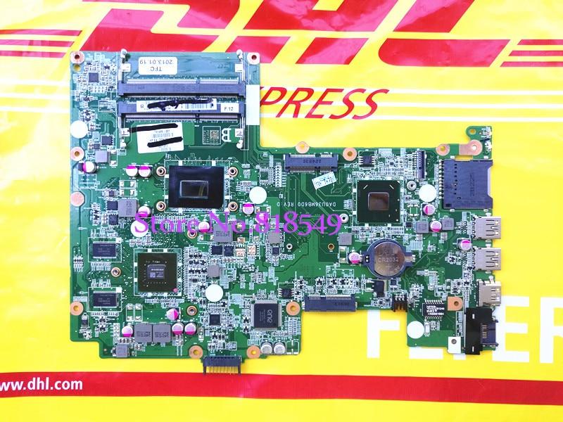DA0U36MB6D0 Laptop MotherBoard For HP Pavilion 15 Ultrabook Sleekbook 15T 15-B 701699-501 701699-001 HM77 630M/1G I3-3217U