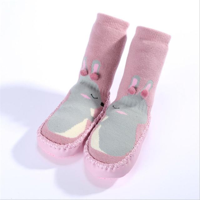 Warm Cotton Baby Socks