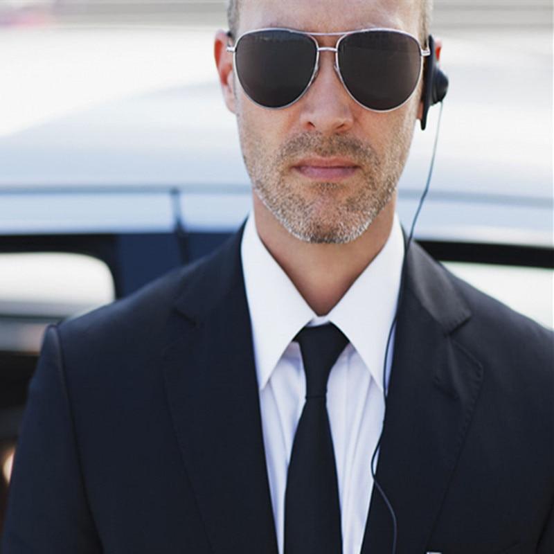 Купить с кэшбэком Linhuipad 3.5mm Stereo Sport Ear Hook Earphones for Driver Mobile Phone BASS Running Earbuds Tour guide travel Headset 200 PCS
