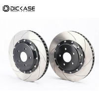 Hot sales car spare parts for CP9660 brake caliper for Lexus LX570 355*32mm front Brake Disc